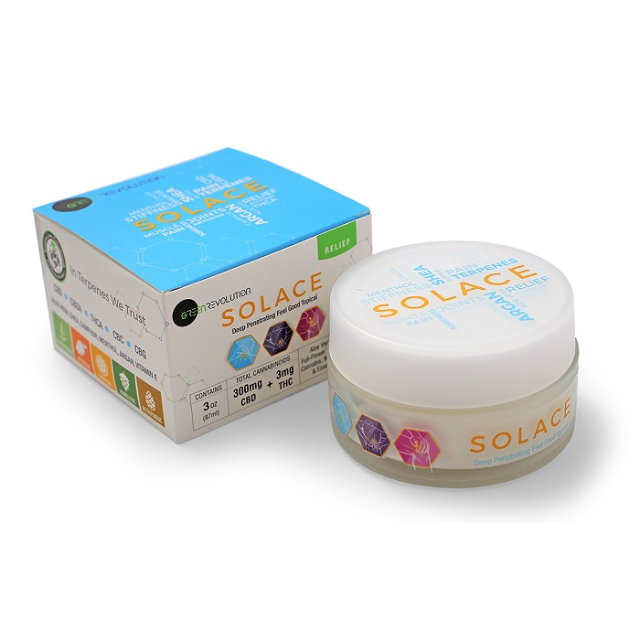 Green Revolution Solace Cream