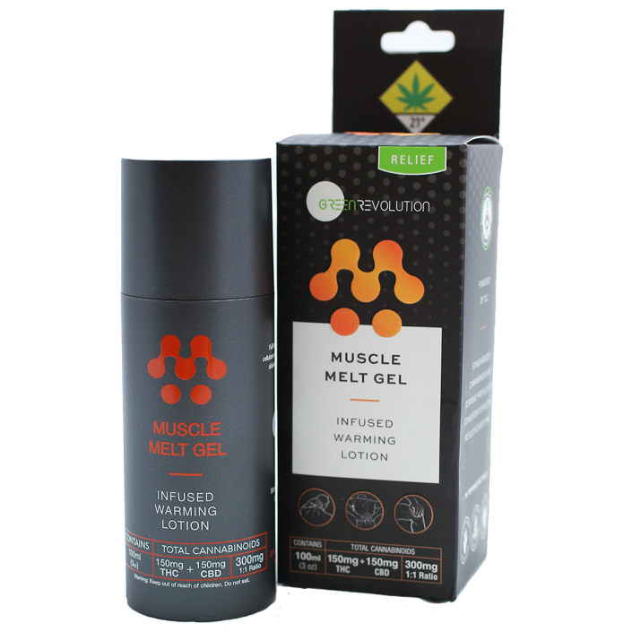 Muscle-Melt-Gel