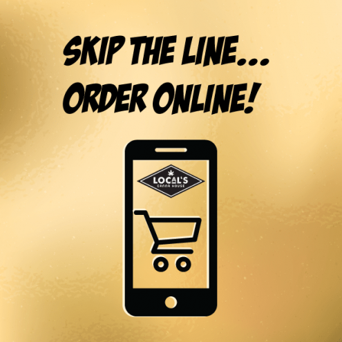 cannabis online ordering
