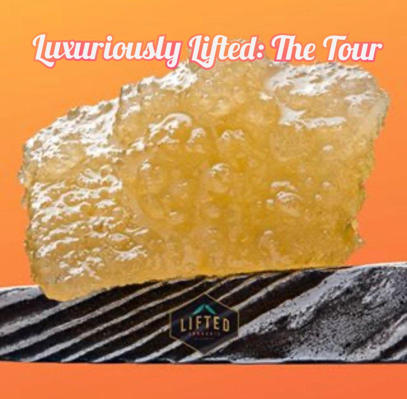 Luxiously Lifted. The Tour
