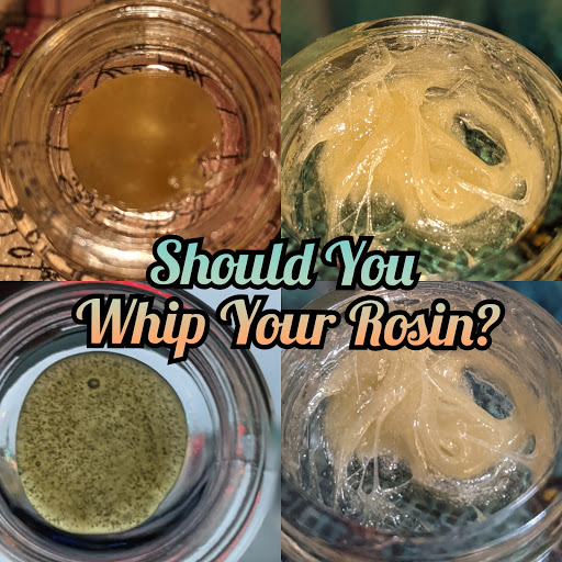Should You Whip Your Rosin?
