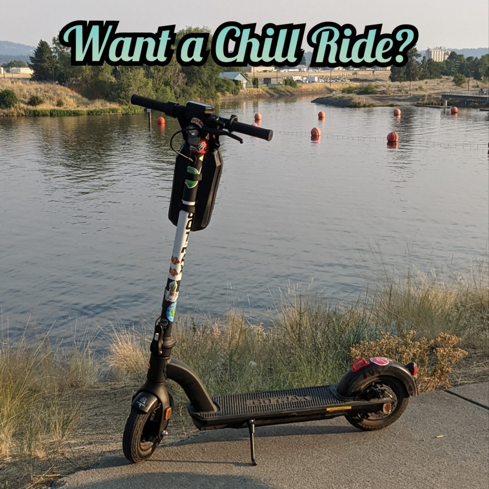 Want A Chill Ride